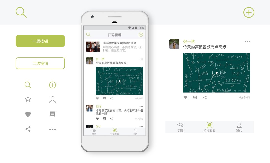WeScan: A textbook scanning app redesign | Dora Duo